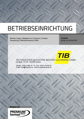 TIB Premium Elektro Werkzeuge