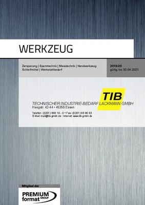 TIB Premium Werkzeug